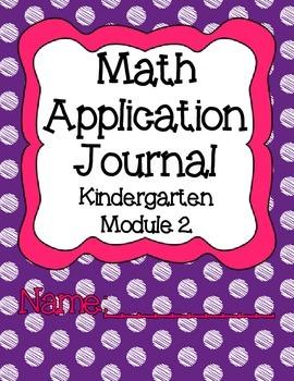 Engage NY Eureka Math Kindergarten Module 2 Application Pr