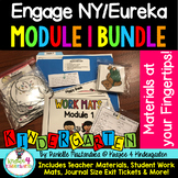 Engage NY Eureka Math MODULE 1 Kindergarten BUNDLE