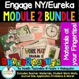 Engage NY Eureka Math MODULE 2 Kindergarten BUNDLE