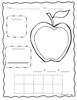 Engage NY / Eureka Math Mod 1 Fall/Johnny Appleseed