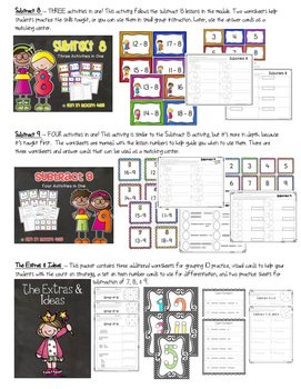 Engage NY / Eureka Math Mod 2 GAME BUNDLE {1st Grade}
