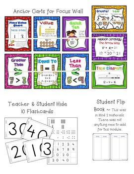 Engage NY / Eureka Math Mod 4 Teacher & Student Materials {1st Grade}