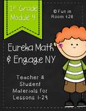 Engage NY / Eureka Math Mod 4 Teacher & Student Materials