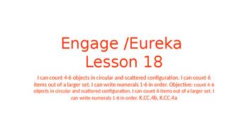 Engage NY/Eureka Math Module 1 Lesson 18