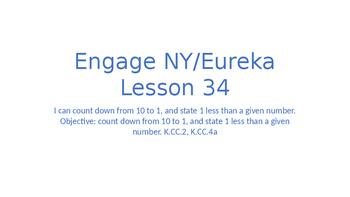 Engage NY/Eureka Math Module 1 Lesson 34