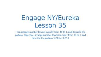 Engage NY/Eureka Math Module 1 Lesson 35