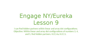 Engage NY/Eureka Math Module 1 Lesson 9