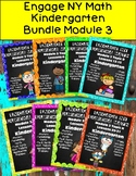 Engage NY {Eureka} Math Module 3 Kindergarten Bundle