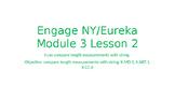 Engage NY/Eureka Math Module 3 Lesson 2