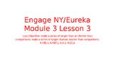 Engage NY/Eureka Math Module 3 Lesson 3
