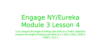 Engage NY/Eureka Math Module 3 Lesson 4