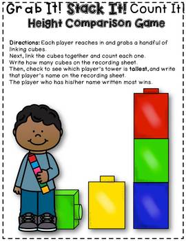 Engage NY {Eureka} Math Module 3 Topic A Lessons 1-3 KINDERGARTEN