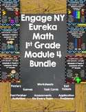 Engage NY {Eureka} Math Module 4  Bundle 1st Grade