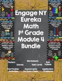 Engage NY {Eureka} Math Module 4  Bundle 1st Grade