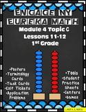 Engage NY {Eureka} Math Module 4 Topic C Lessons 11-12 1st Grade
