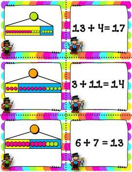 Engage NY {Eureka} Math Module 4 Topic E Lessons 19-22 1st Grade