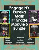 Engage NY {Eureka Math} Module 5 Topics A-D Lessons 1-13 Bundle 1st Grade