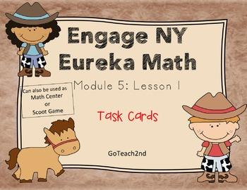 Engage NY Eureka Math Module 5:Lesson 1 (2.NBT.8 ) Task Ca