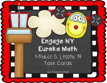 Engage NY Eureka Math Module 5 : Lesson 19 Math Center - T