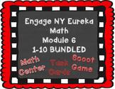 Engage NY Eureka Math Module 6 :Lesson 1-10 BUNDLED Math Centers- Task Cards