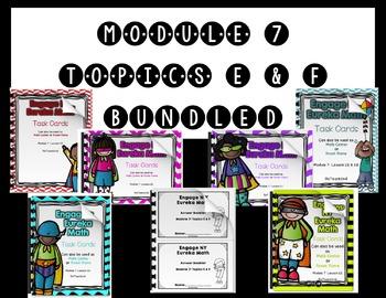 Engage NY/ Eureka Math Module 7 Topic  E & F  Bundled Lessons 20-26