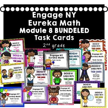 Engage NY - Eureka Math  Module 8: BUNDLED Lessons 1-16 Ta