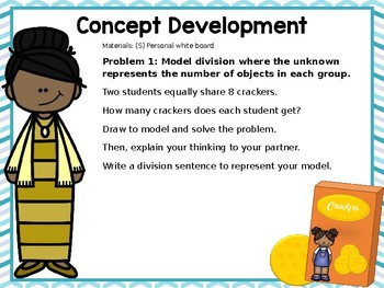 Engage NY/Eureka Math PowerPoint Presentation 3rd Grade Module 1 Lesson 12