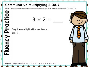 Engage NY/Eureka Math PowerPoint Presentation 3rd Grade Module 1 Lesson 19