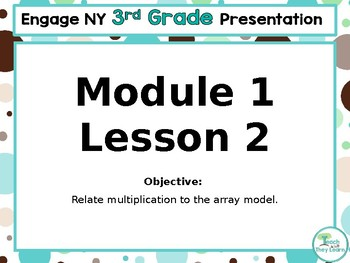 engage ny eureka math powerpoint presentation 3rd grade module 1