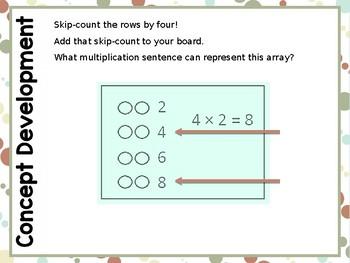 Engage NY/Eureka Math PowerPoint Presentation 3rd Grade Module 1 Lesson 7
