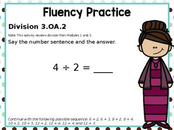 Engage NY/Eureka Math PowerPoint Presentation 3rd Grade Module 5 Lesson 13