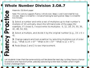 Engage NY/Eureka Math PowerPoint Presentation 3rd Grade Module 5 Lesson 21