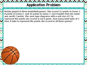 Engage NY/Eureka Math PowerPoint Presentation 3rd Grade Module 6 Lesson 2