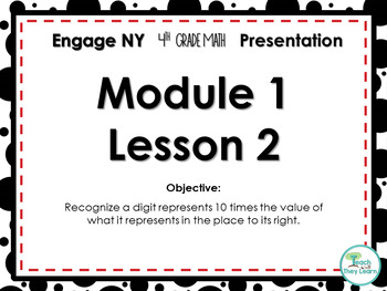 engage ny eureka math powerpoint presentation 4th grade module 1