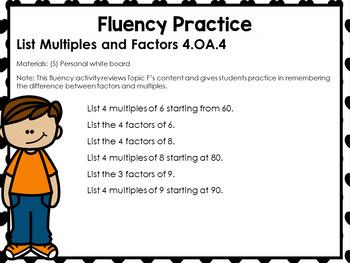 Engage NY/Eureka Math PowerPoint Presentation 4th Grade Module 3 Lesson 26