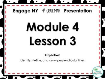 Engage NY/Eureka Math PowerPoint Presentation 4th Grade Module 4 Lesson 3