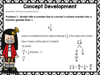 Engage NY/Eureka Math PowerPoint Presentation 4th Grade Module 5 Lesson 25