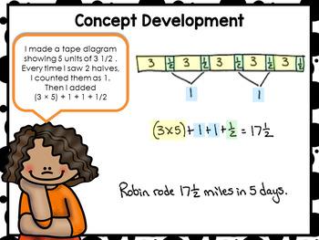 Engage NY/Eureka Math PowerPoint Presentation 4th Grade Module 5 Lesson 38
