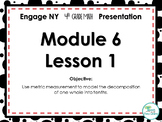 Engage NY/Eureka Math PowerPoint Presentation 4th Grade Module 6 Lesson 1