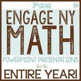 Engage New York Math/Eureka Math PowerPoint Presentations 3rd Grade ENTIRE YEAR!