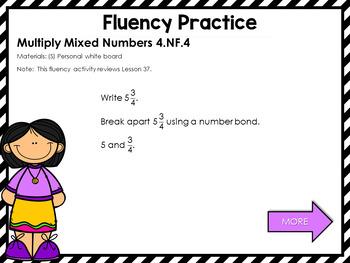 Engage NY/Eureka Math PowerPoint Presentation 4th Grade Module 5 Lesson 41