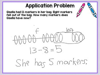 Engage NY (Eureka Math) Presentation 1st Grade Module 2 Lesson 17