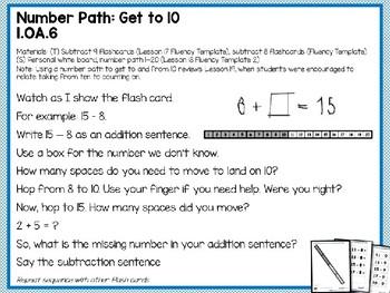 Engage NY (Eureka Math) Presentation 1st Grade Module 2 Lesson 20