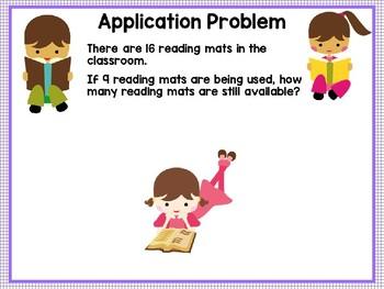 Engage NY (Eureka Math) Presentation 1st Grade Module 2 Lesson 21