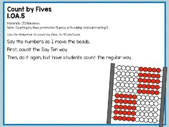 Engage NY (Eureka Math) Presentation 1st Grade Module 2 Lesson 24