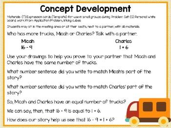 Engage NY/Eureka Math PowerPoint Presentation 1st Grade Module 2 Lesson 25