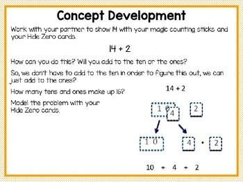 Engage NY/Eureka Math PowerPoint Presentation 1st Grade Module 2 Lesson 27