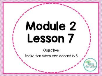 Engage NY/Eureka Math PowerPoint Presentation 1st Grade Module 2 Lesson 7