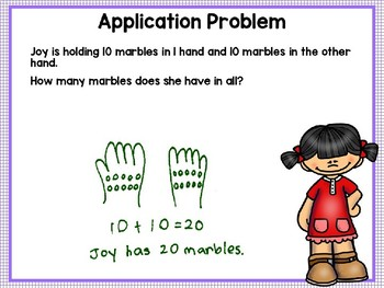 Engage NY (Eureka Math) Presentation 1st Grade Module 4 Lesson 1