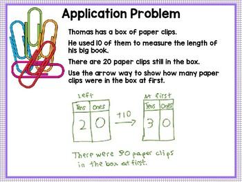 Engage NY/Eureka Math PowerPoint Presentation 1st Grade Module 4 Lesson 12